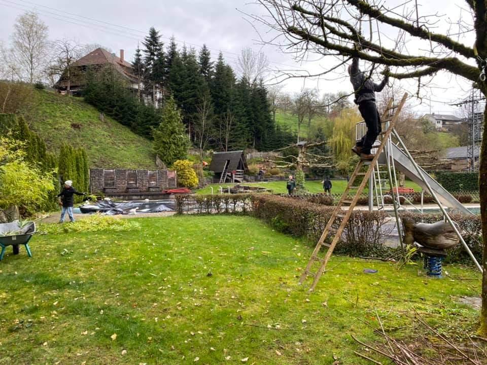 Förderverein Schwimmbad Oberharmersbach