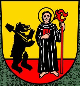 Wappen der Gemeinde Oberharmersbach