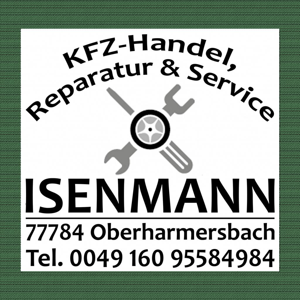 KFZ-Handel Isenmann Sponsor
