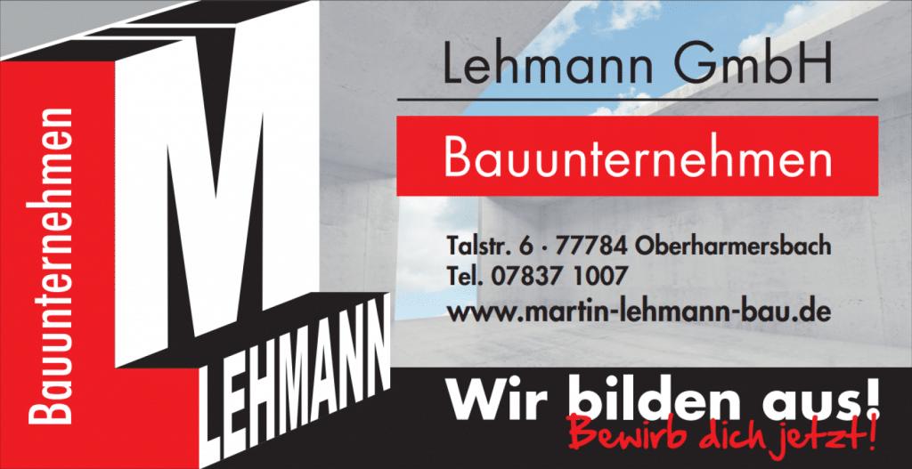 Martin Lehmann Sponsor